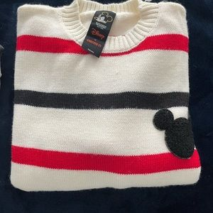 Cutest sweater with Mickey